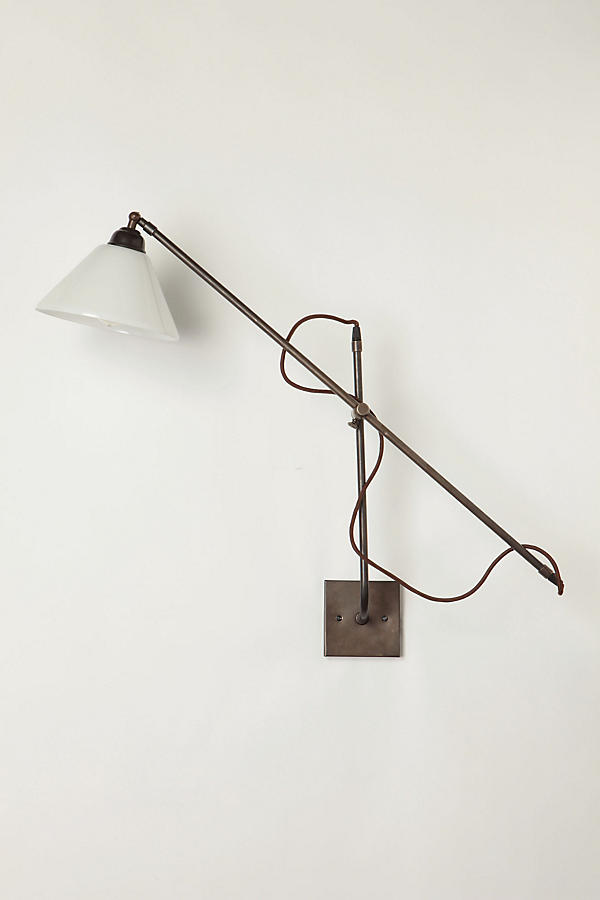 Moving Light Sconce