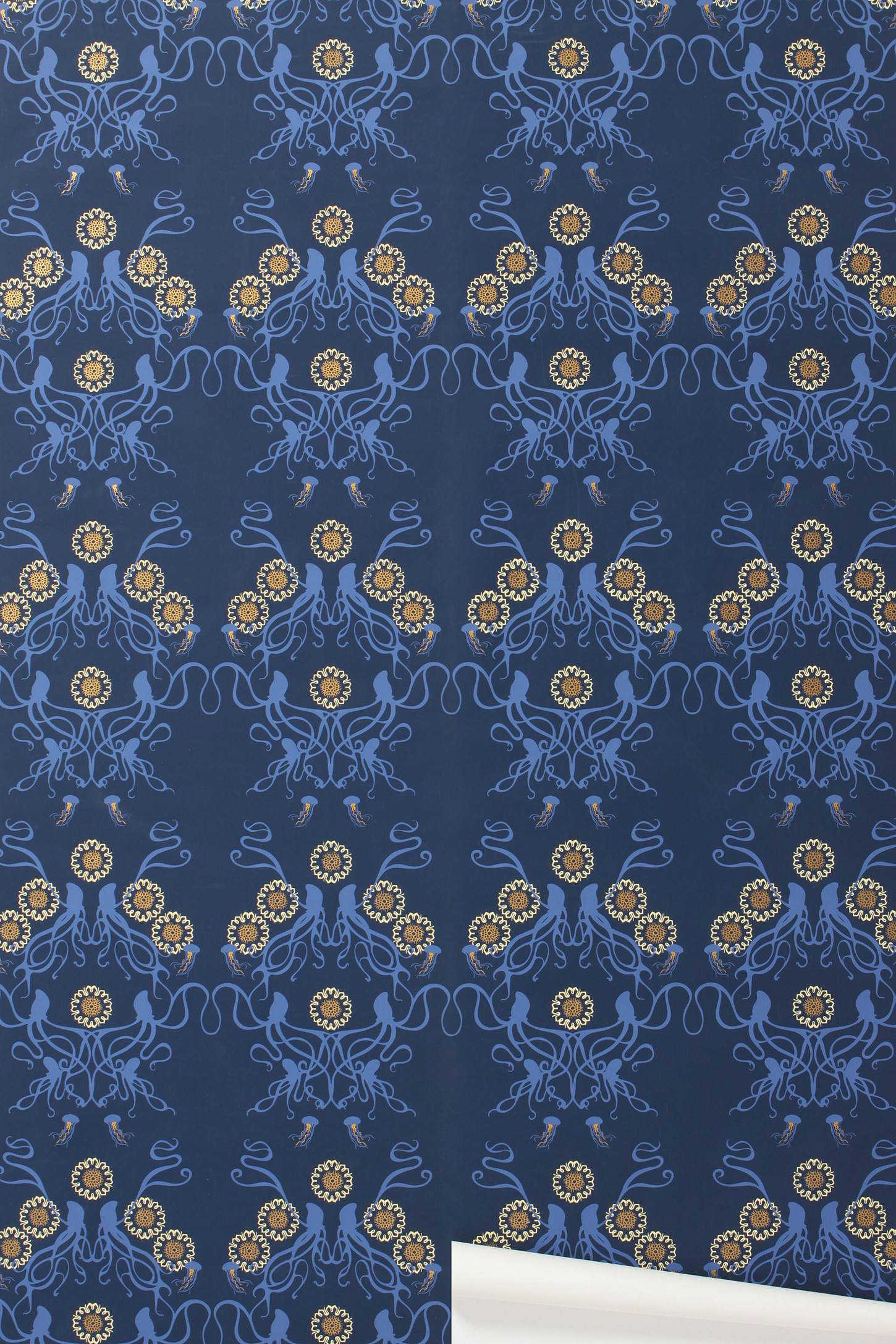 Octopus Garden Wallpaper