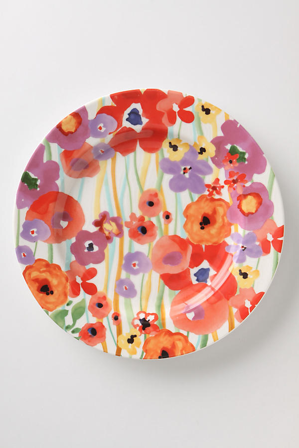 Slide View: 2: Verdant Acres Dinner Plate