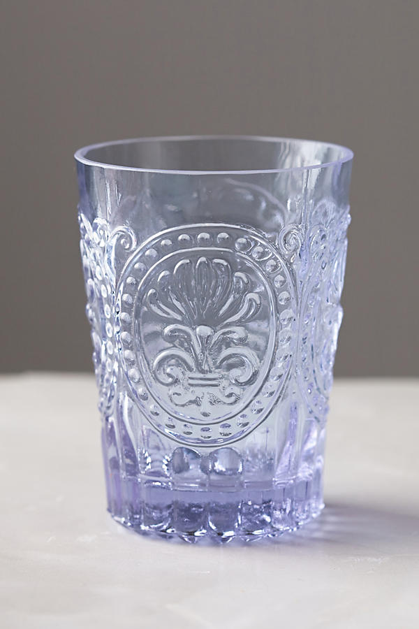 Slide View: 1: Fleur-De-Lys Juice Glass
