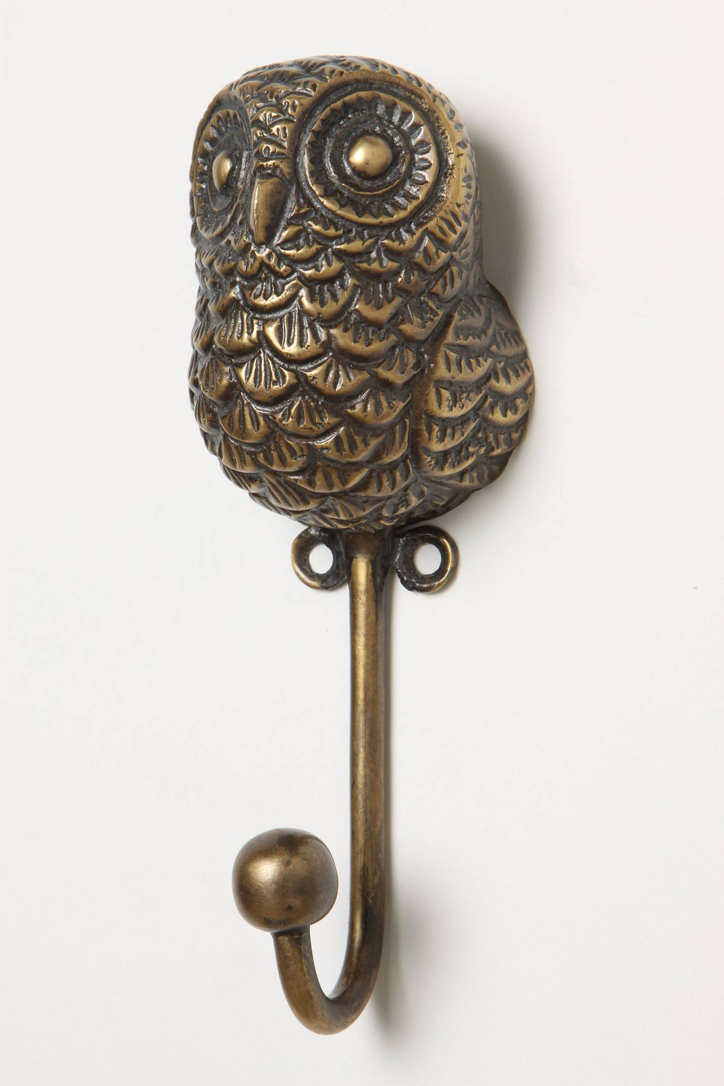 Slide View: 1: Creature Kingdom Hook, Owl