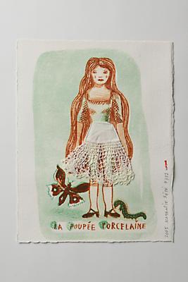 Poupée Porcelaine, 2005