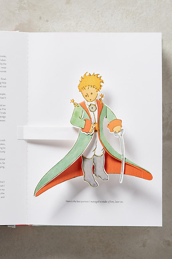 Slide View: 2: The Little Prince Pop-Up Book