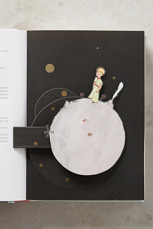 Slide View: 3: The Little Prince Pop-Up Book