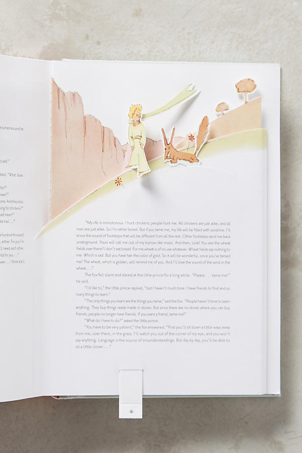 Slide View: 4: The Little Prince Pop-Up Book