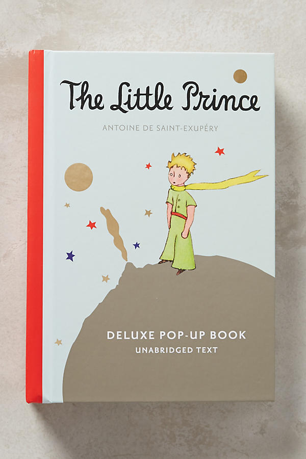 Slide View: 1: The Little Prince Pop-Up Book