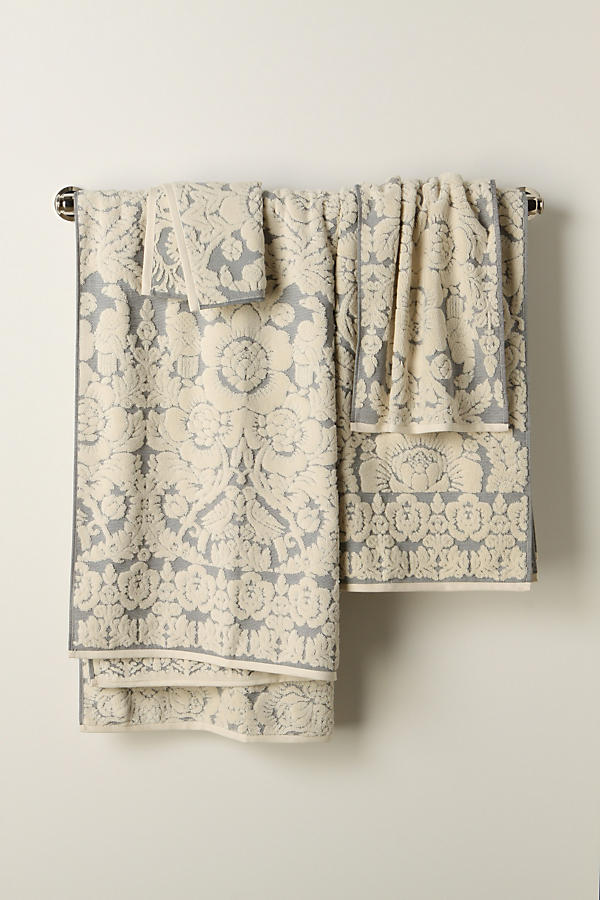 Slide View: 1: Perpetual Blooms Towels