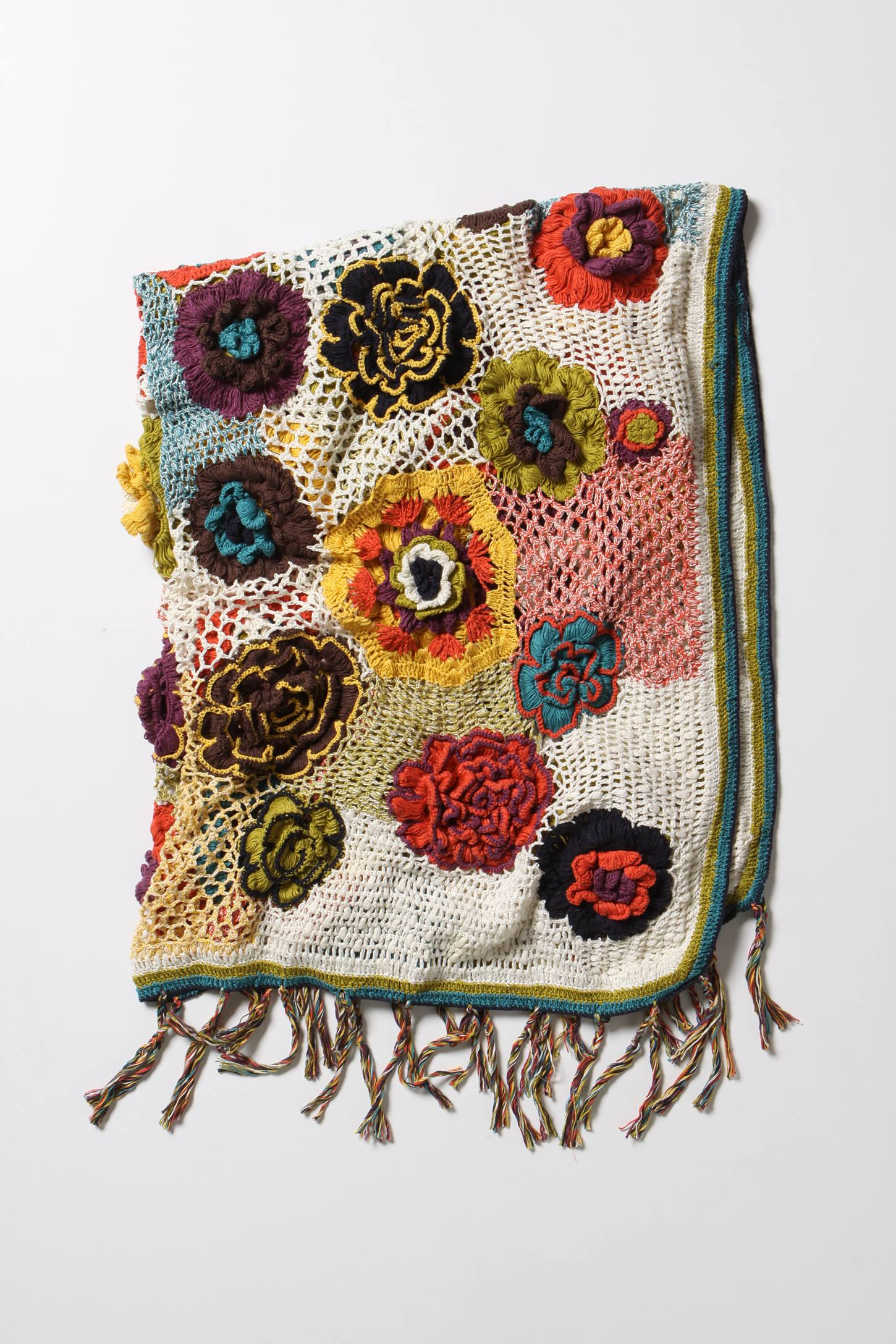 Quirky Heirloom Throw