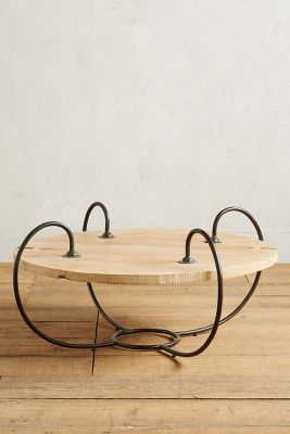 Monarch Coffee Table Circle Anthropologie