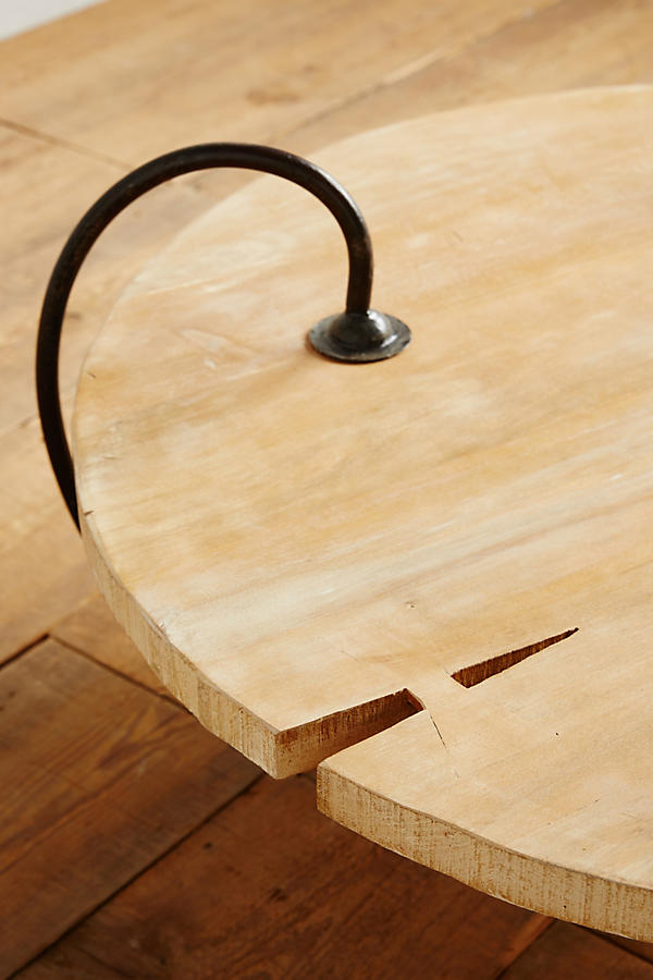 Slide View: 5: Monarch Coffee Table, Circle