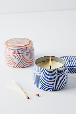 Slide View: 2: Capri Blue Candle Tin