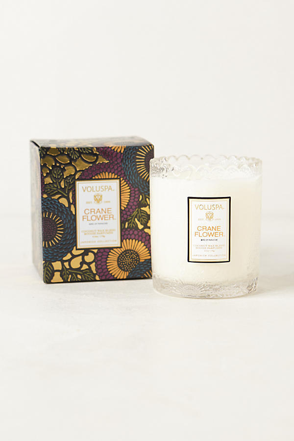Slide View: 1: Voluspa Limited Edition Boxed Candle