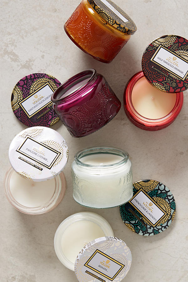 Mini Voluspa Jar Candles