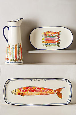 Slide View: 3: Sardina Large Platter