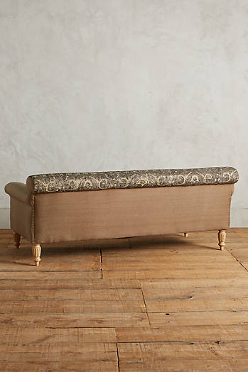 Slide View: 2: Dhurrie Sofa