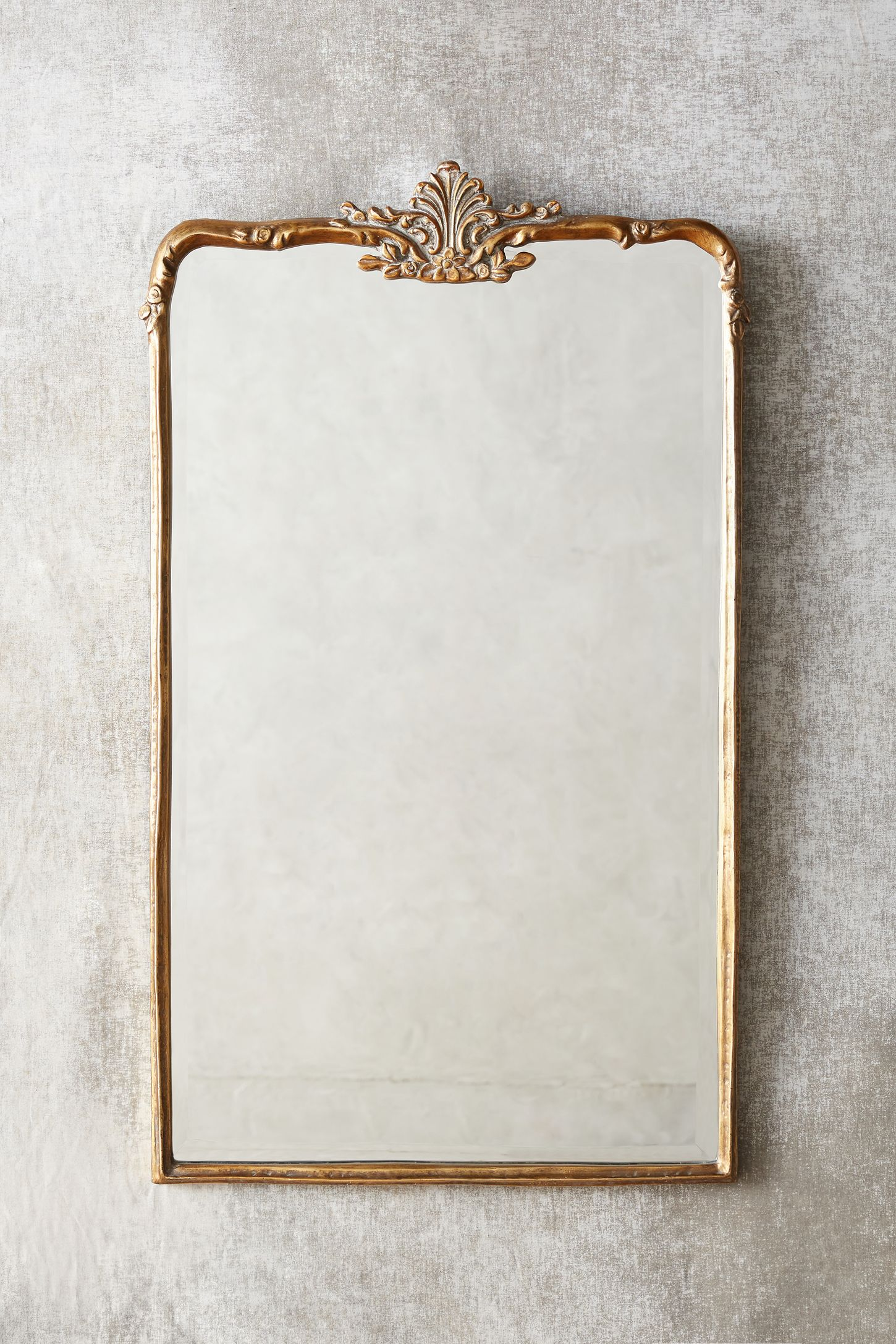 Wall art wall mirrors wall dcor anthropologie madeleine mirror amipublicfo Image collections