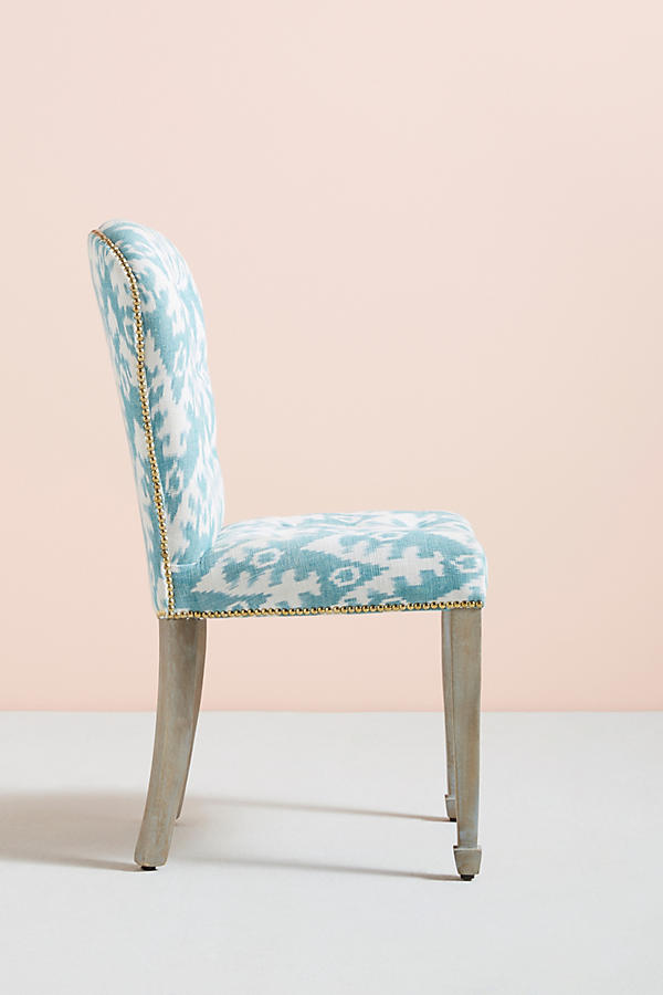 Slide View: 3: Ikat Wallasey Chair