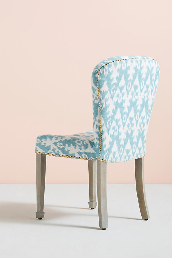 Slide View: 4: Ikat Wallasey Chair