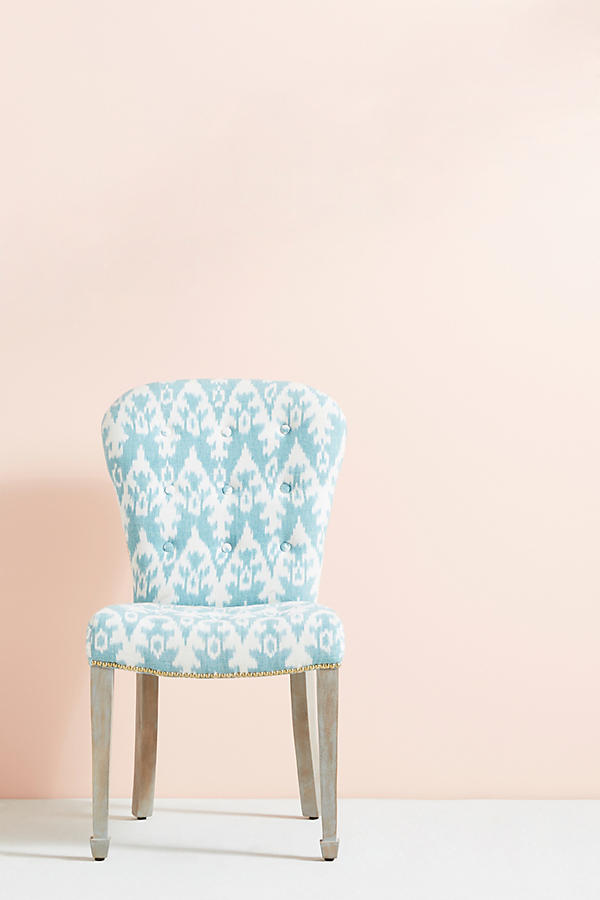 Slide View: 1: Ikat Wallasey Chair