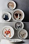 Thumbnail View 2: Gien Darling Dog Dessert Plate Set