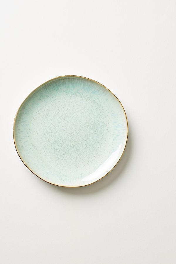 Perasima Side Plate - Mint, Size Salad
