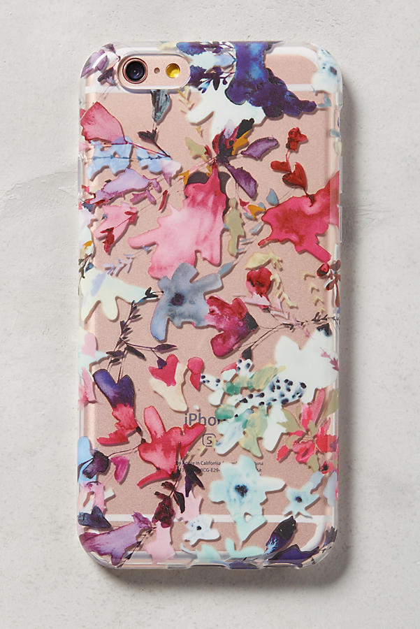 Slide View: 1: Wildflower Study iPhone 6 Case