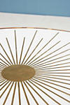 Thumbnail View 4: Brass Starburst Round Coffee Table