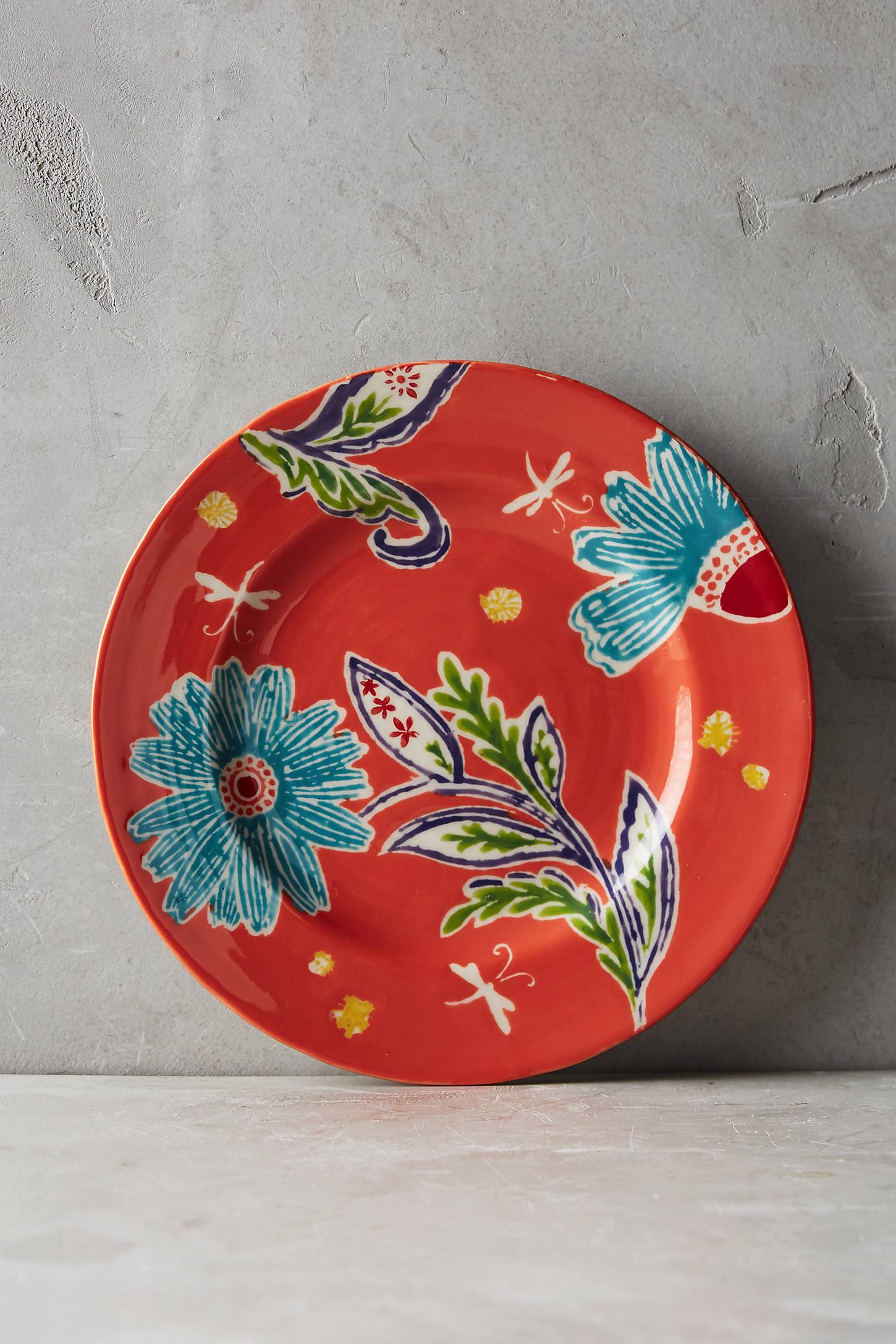 Bellina Blooms Side Plate