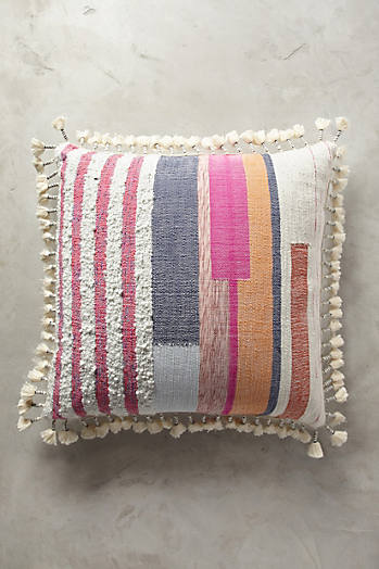 Slide View: 1: Marisol Floor Pillow