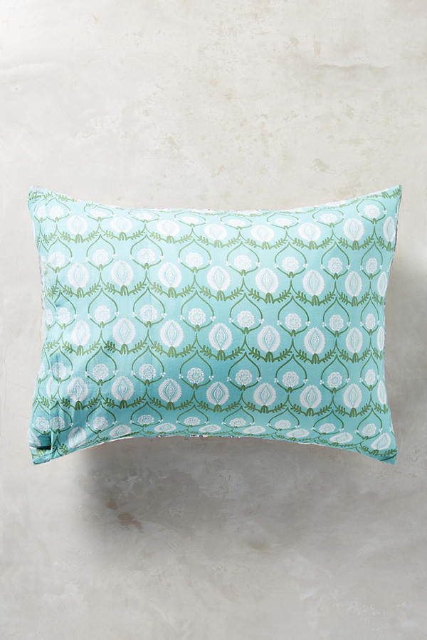 Slide View: 2: Florilla Pillowcase