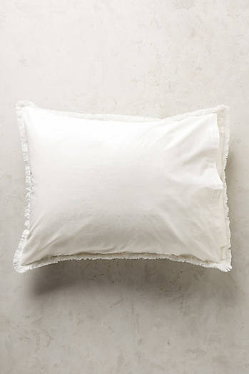 Slide View: 2: Paxos Fringed Pillowcases