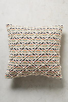 Slide View: 1: Roped Pillow