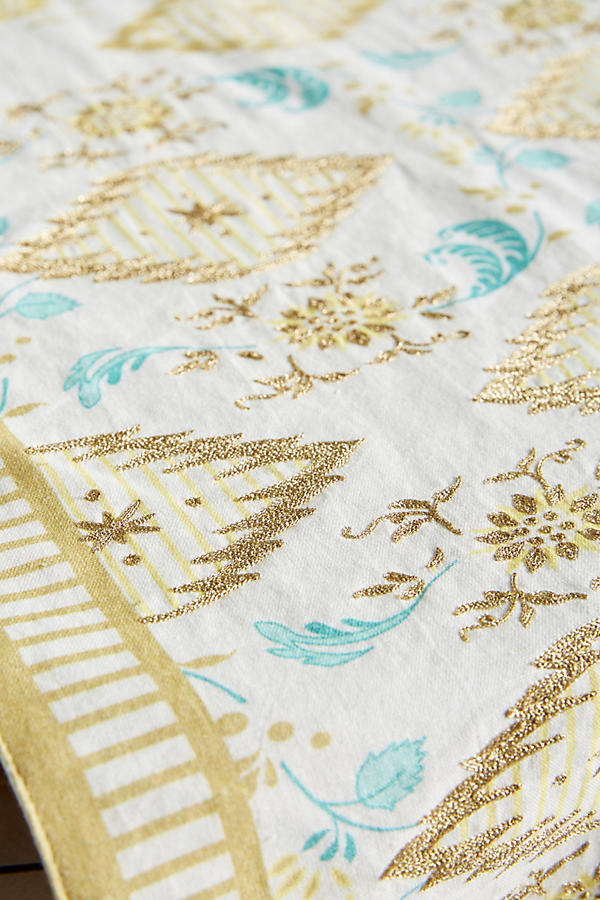 Slide View: 2: Be Our Guest Table Runner