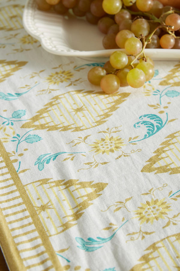 Slide View: 4: Be Our Guest Table Runner