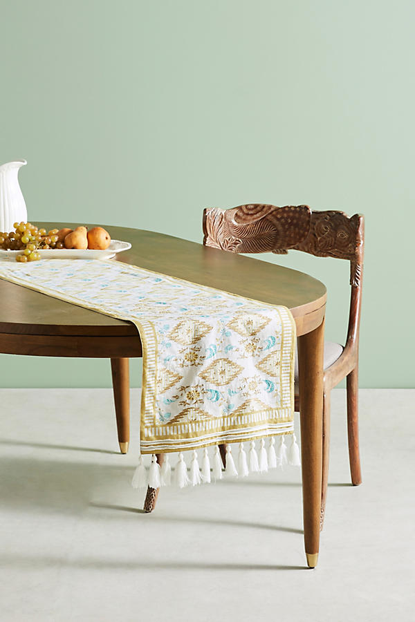Slide View: 1: Be Our Guest Table Runner