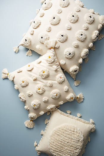 Slide View: 4: Tufted Amal Floor Pillow