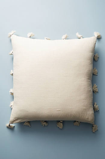 Slide View: 2: Tufted Amal Floor Pillow
