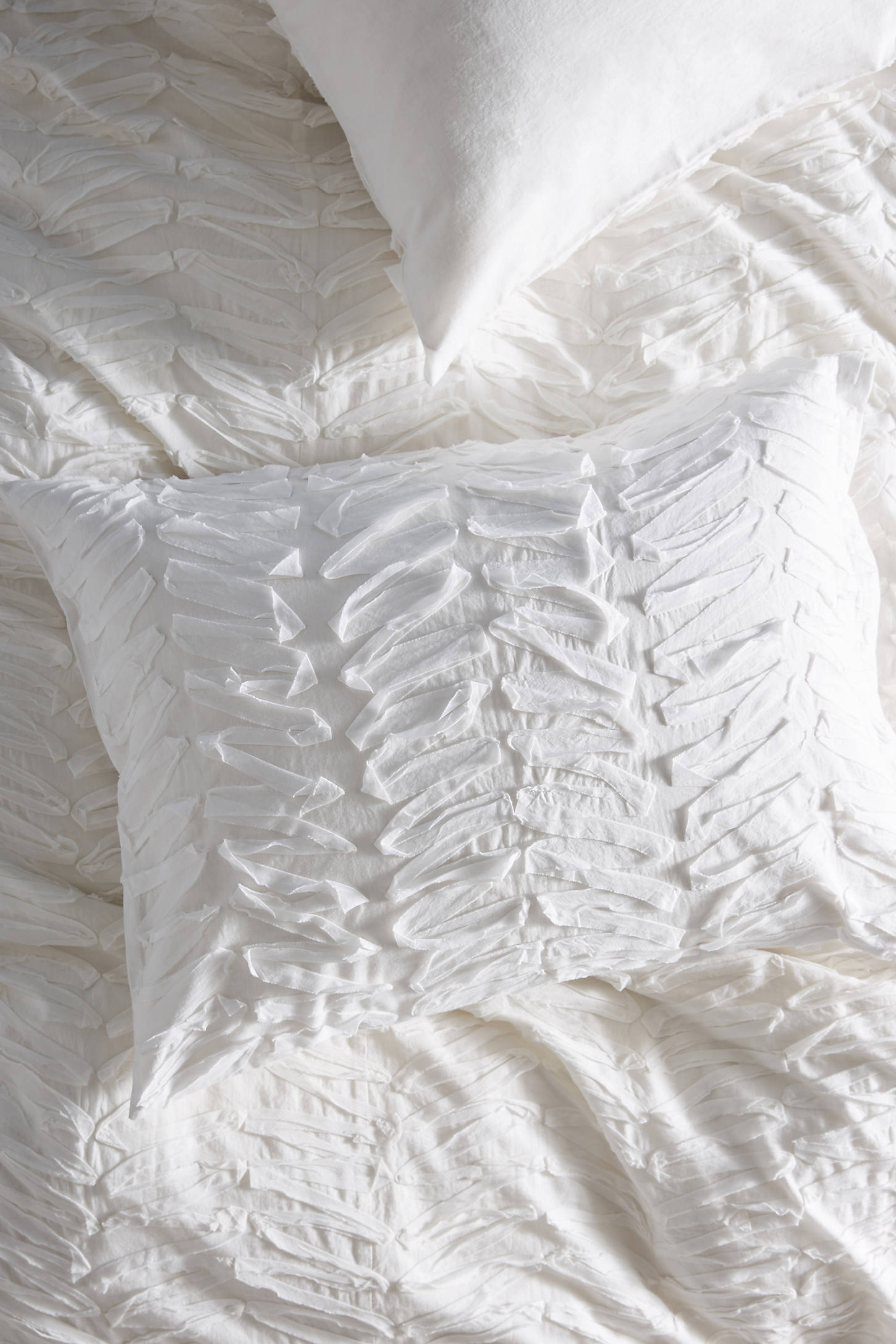 Ruffled Shams