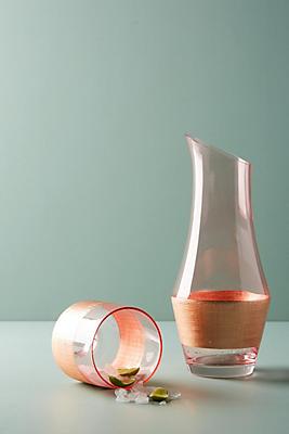 Slide View: 2: Copper Rose DOF Glass