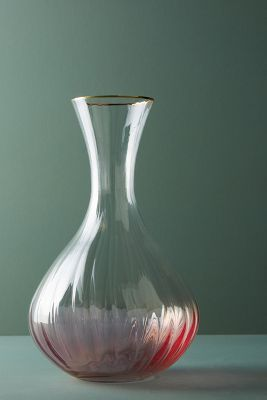 Waterfall Carafe by Anthropologie