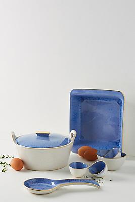 Slide View: 3: Reactive Square Baking Dish