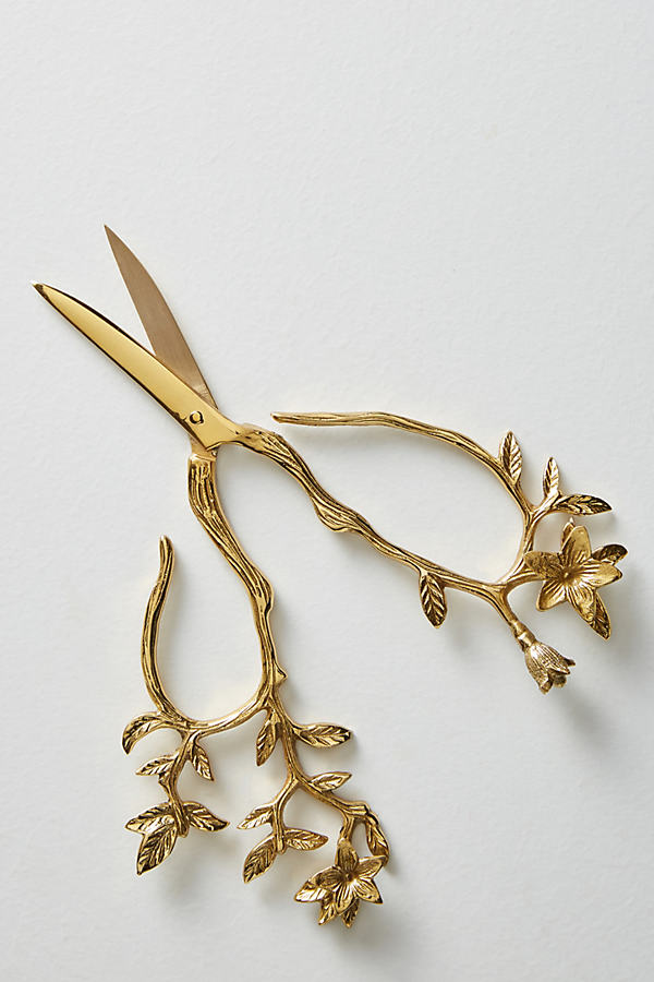 Longwood Scissors - Gold, Size S