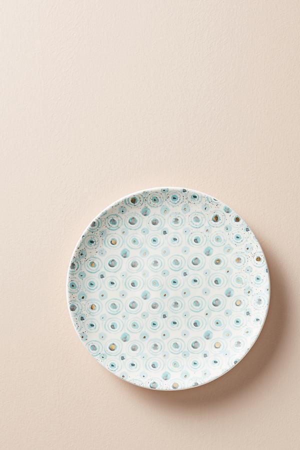 Oleanna Dessert Plate - Mint, Size Salad