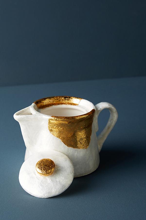Ursula Creamer - Gold, Size Creamer