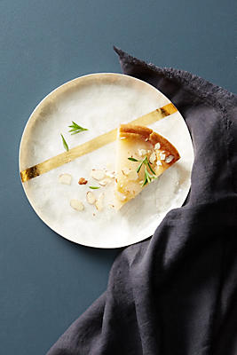 Slide View: 1: Ursula Dessert Plate