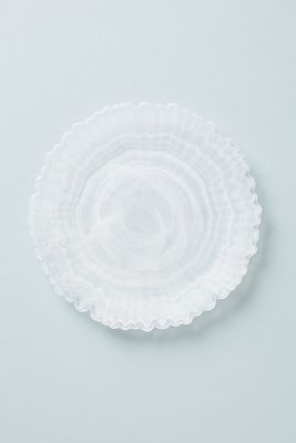 Alma Dessert Plate by Anthropologie