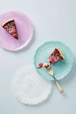 Slide View: 2: Alma Dessert Plate