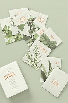 Slide View: 1: Herb Garden Kit