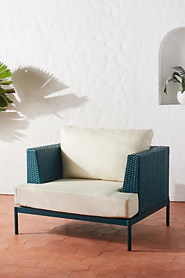 Slide View: 1: Palm Springs Indoor/Outdoor Chair