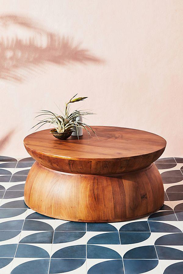 Slide View: 1: Bettina Indoor/Outdoor Coffee Table